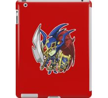 Black Luster Soldier Icon - Yugioh! iPad Case/Skin