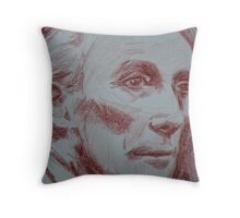 Norman McCaig  Throw Pillow