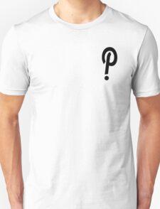 Panic! (V: Black) Unisex T-Shirt