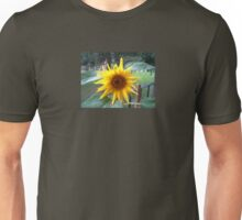NEW BORN SUNFLOWER Unisex T-Shirt