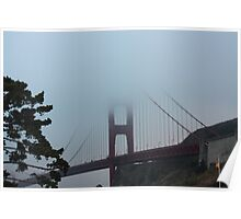 Smothered in San Francisco Love Poster