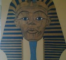 King Tut by David Phillips