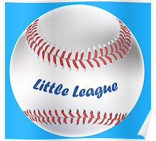 Little League Poster