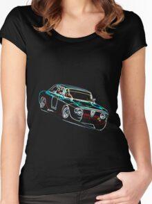 Alfa Giulia GTA Women's Fitted Scoop T-Shirt