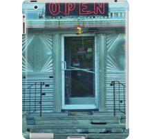 Auburn, New York, Hunter Dinerant, 2005 iPad Case/Skin
