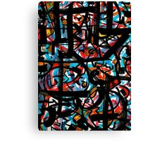 abstaction Canvas Print