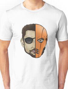 Slade Wilson/Deathstroke Unisex T-Shirt