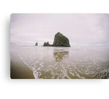 Welcome to Cannon Beach Canvas Print