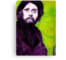 shane mcgowan Canvas Print
