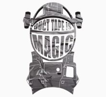 Duct Tape Is Magic One Piece - Short Sleeve