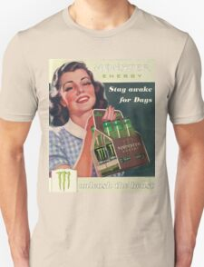 Vintage Monster Energy  T-Shirt