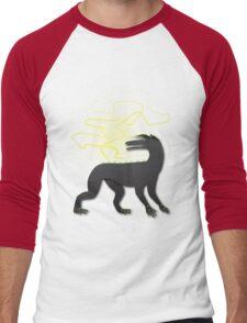 Ride The Lightning Men's Baseball ¾ T-Shirt