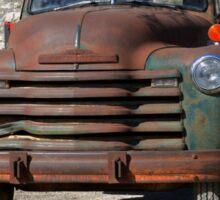 1953 Chevrolet Truck Sticker