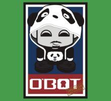 Gadget Dragon House O'bot 1.0 Baby Tee