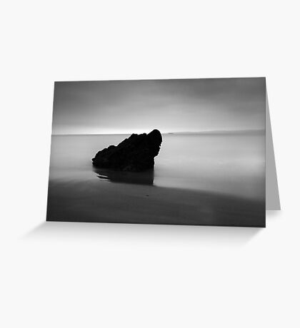 Lonesome Rock-West Cork Greeting Card