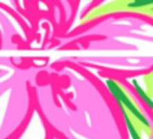 Tropical Elephant  Sticker