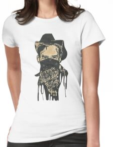Rebel Within Womens Fitted T-Shirt