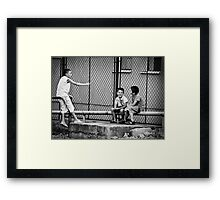 OnePhotoPerDay Series: 215 by L. Framed Print