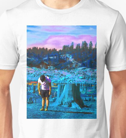 ALL LIFE DIES  Unisex T-Shirt