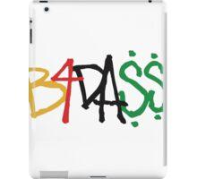 B4.DA.$$ iPad Case/Skin
