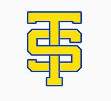 Taylor Swift High School Cheerleading Logo - Shake It Off - 1989 #shakeitoff #1989 Men's Baseball ¾ T-Shirt