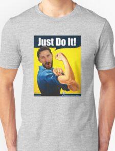 Shia the Riveter T-Shirt