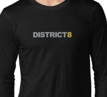Hunger Games - District 8 Long Sleeve T-Shirt