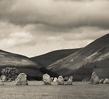 Castlerigg Stone Circle, Cumbria by Mark Howells-Mead