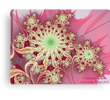 Pink Remembrances (Think Pink) Canvas Print
