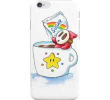 Shyguy's Favorite Coffee iPhone Case/Skin