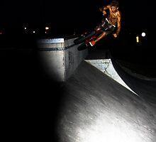wallride by Dylan Hamm