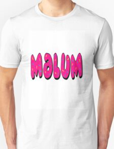 Malum Donut Design (Michael & Calum) T-Shirt
