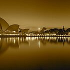 Sepia  Quay by donnnnnny