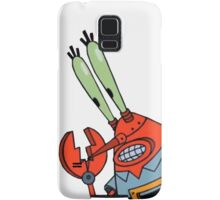 Robo Krabs Samsung Galaxy Case/Skin