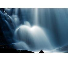 Fairfax Falls - Detail 1 Photographic Print