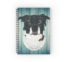 Miss Laylah Spiral Notebook