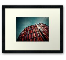 Cologne Oval Offices | 03 Framed Print