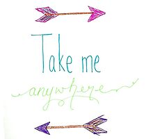 Take me anywhere by petitsbonheurs