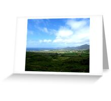 View across to Allihies.. Greeting Card