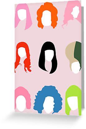 Nicki's Hair by Adam Grey