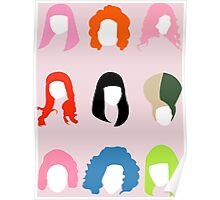 Nicki's Hair Poster