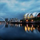 Newcastle Nights by Simon Marsden