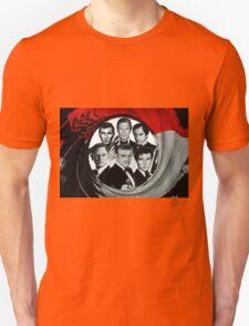 50 yrs of Bond Unisex T-Shirt