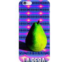 LOTERIA- LA PERA iPhone Case/Skin