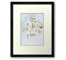 Creating Space - 1 Framed Print