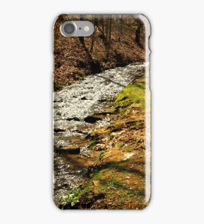 Stream iPhone Case/Skin