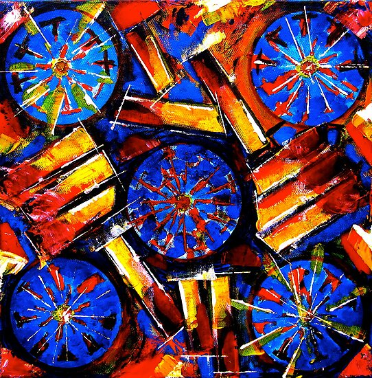 Spin by Brian Damage