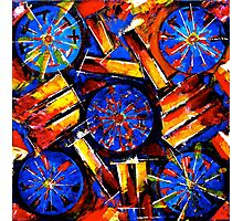 Spin Photographic Print