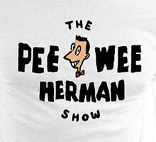 Pee Wee herman show by liaferro