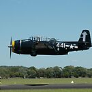 Grumman Avenger deck run, Evans Head Airport by muz2142